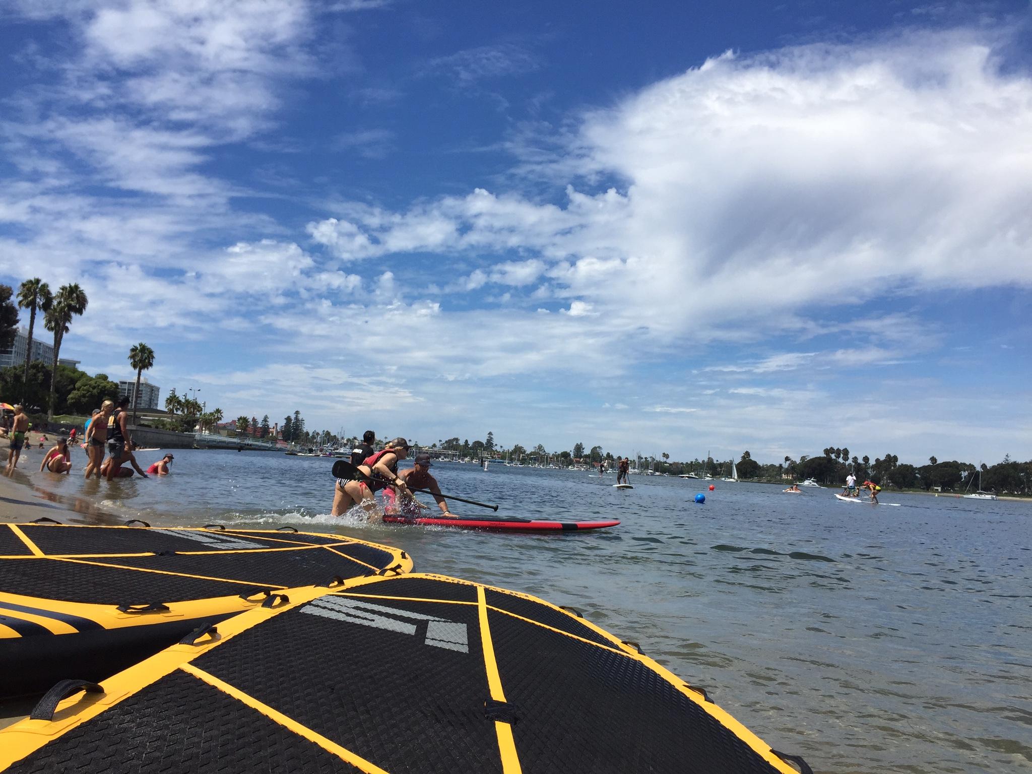 GFit - paddleboard